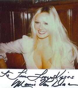 Williams Auto Sales >> 15 Minutes Magazine - Autographed Candids of Celebrities